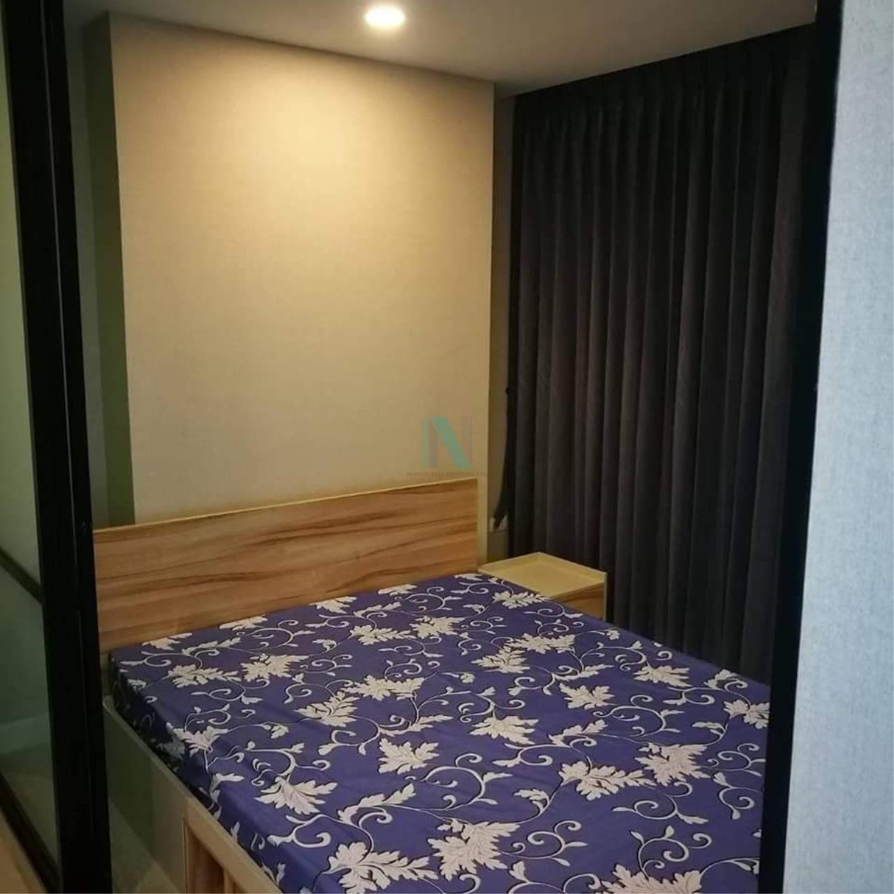 NOPPON REAL ESTATE CO.,LTD. Agency's For rent The Cube Plus Min Buri 1 bedroom 2nd floor Building A. 6