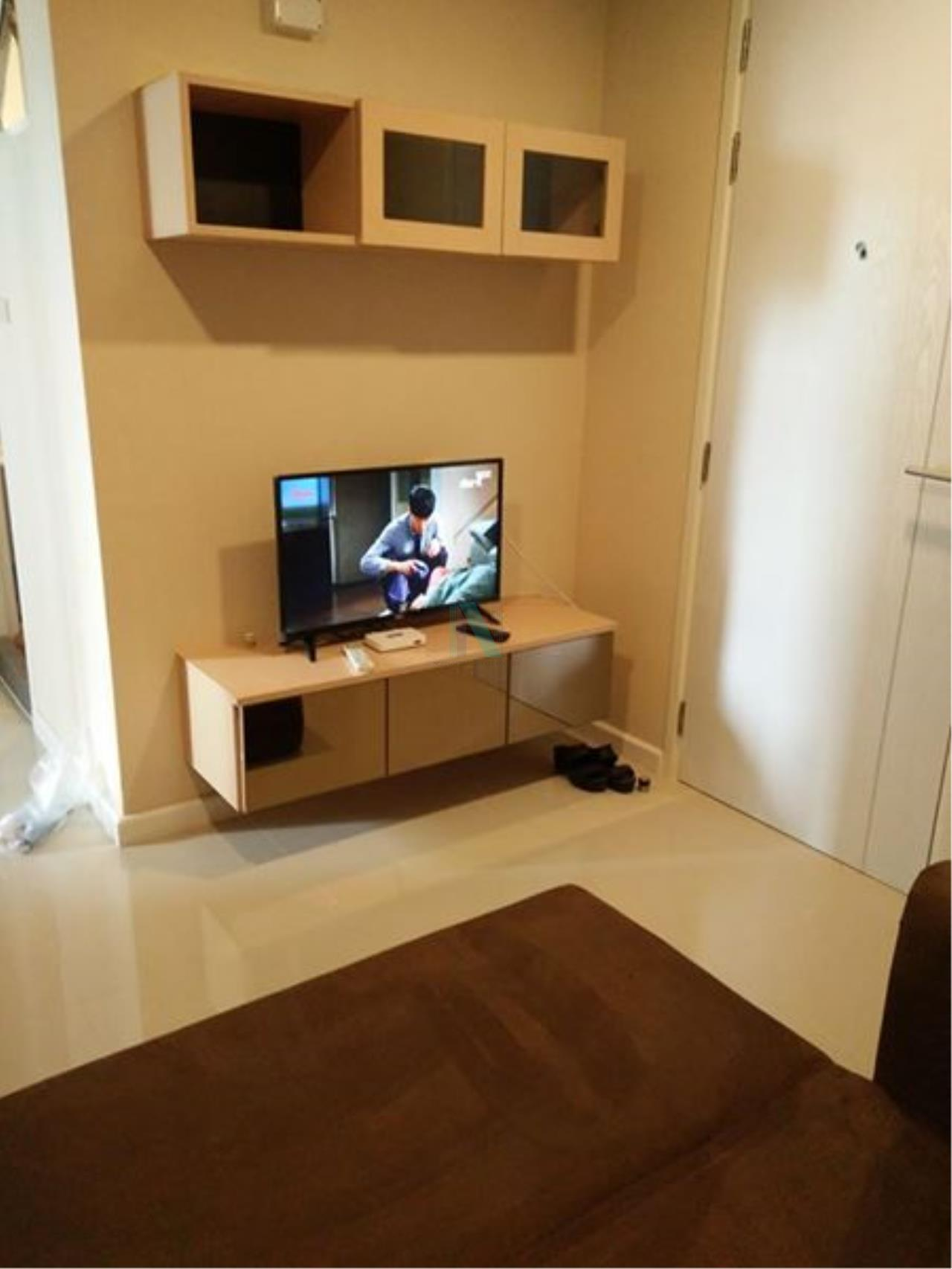 NOPPON REAL ESTATE CO.,LTD.  Agency's For rent JW Condo @ Donmueang 1 bedroom 3rd floor Building C. 3