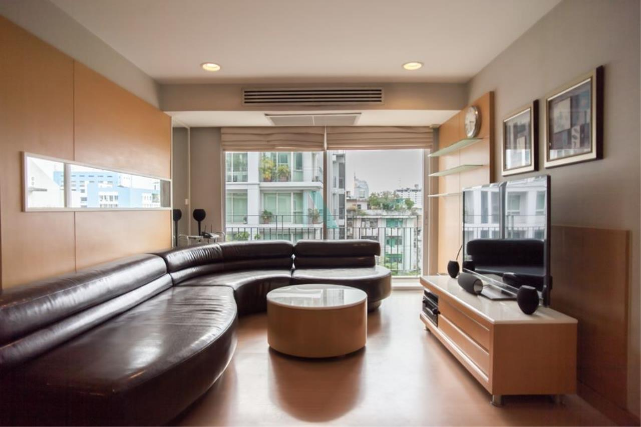 NOPPON REAL ESTATE CO.,LTD.  Agency's For rent The Bangkok Thanon Sub 3 bedrooms 6th floor Building B. 1