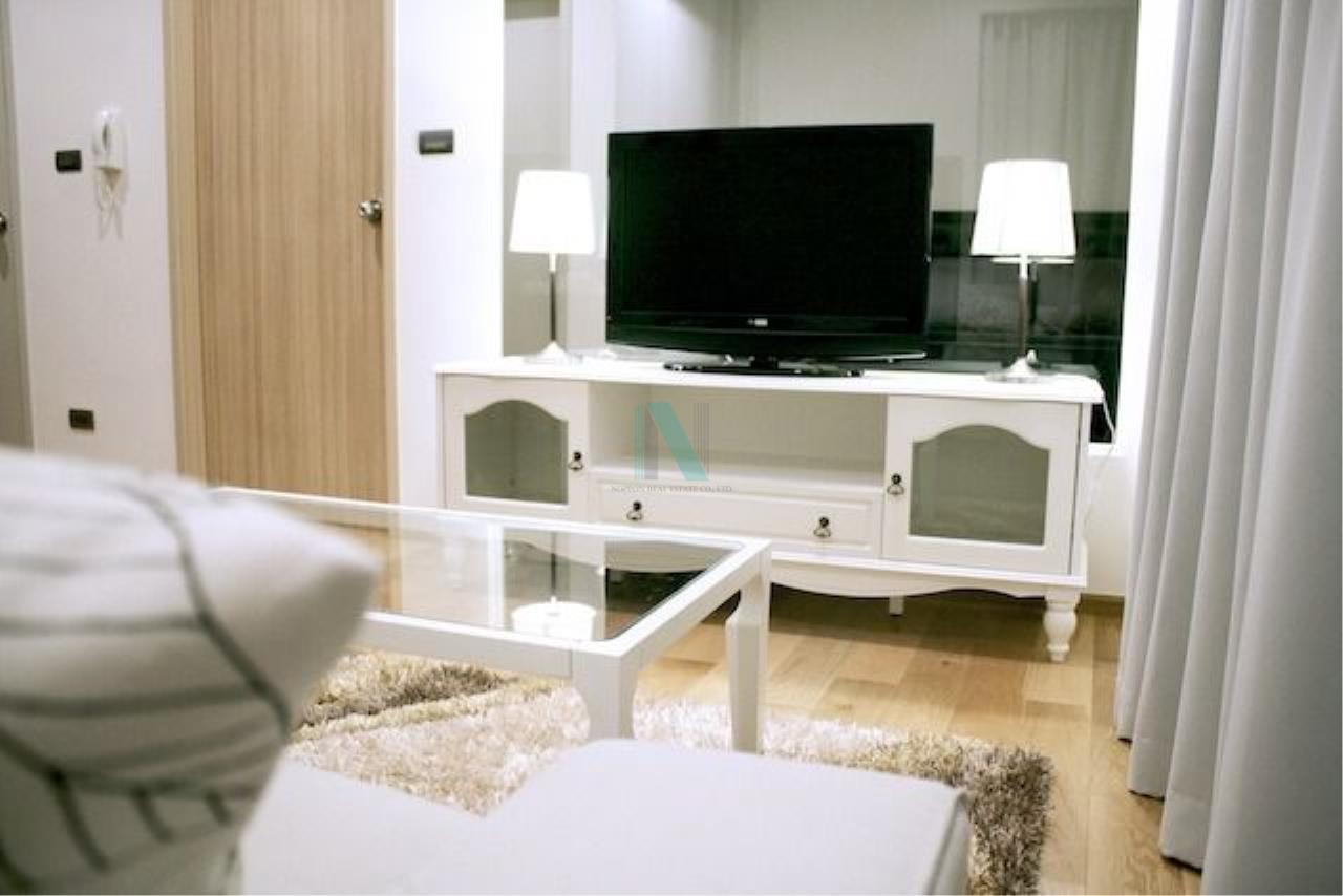 NOPPON REAL ESTATE CO.,LTD.  Agency's For Rent Fuse Sathorn-Taksin 1 Bedroom 24th Floor near BTS Wongwian Yai. 5