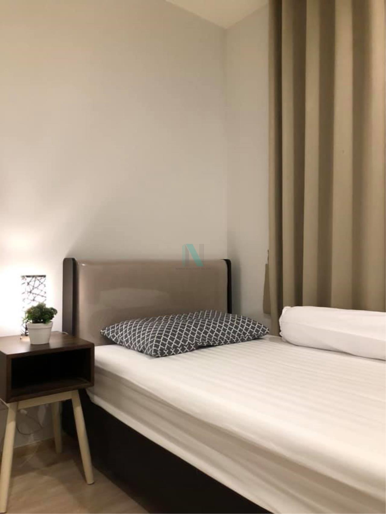 NOPPON REAL ESTATE CO.,LTD. Agency's For rent Noble Revolve, Ratchada 2 2 bedrooms 22nd floor. 5