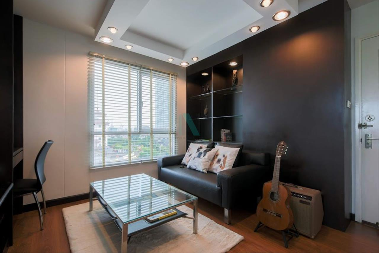 NOPPON REAL ESTATE CO.,LTD. Agency's For rent One Ladprao 15 1 bedroom 7th floor near MRT Lat Phrao. 1