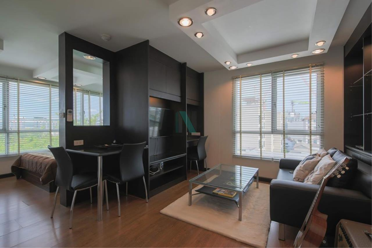 NOPPON REAL ESTATE CO.,LTD. Agency's For rent One Ladprao 15 1 bedroom 7th floor near MRT Lat Phrao. 2