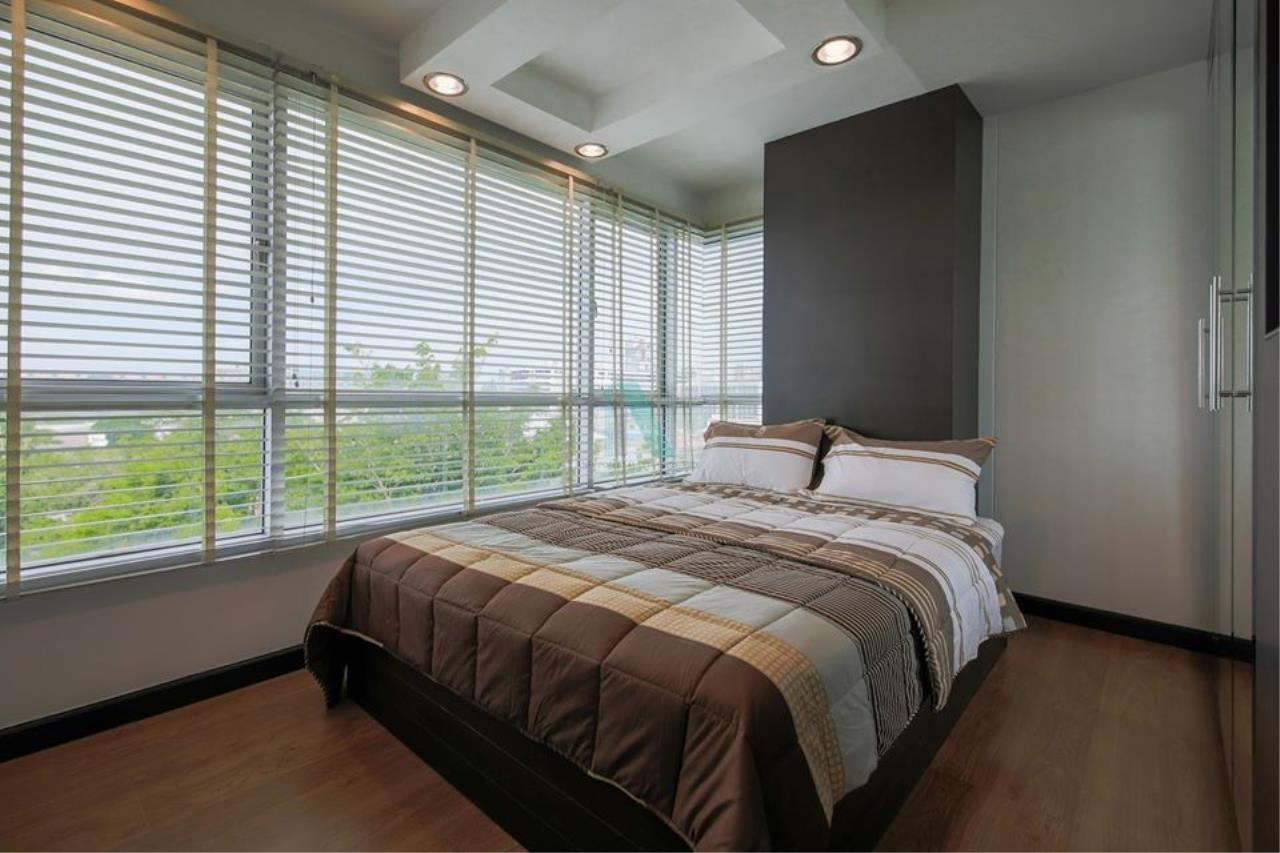 NOPPON REAL ESTATE CO.,LTD. Agency's For rent One Ladprao 15 1 bedroom 7th floor near MRT Lat Phrao. 4