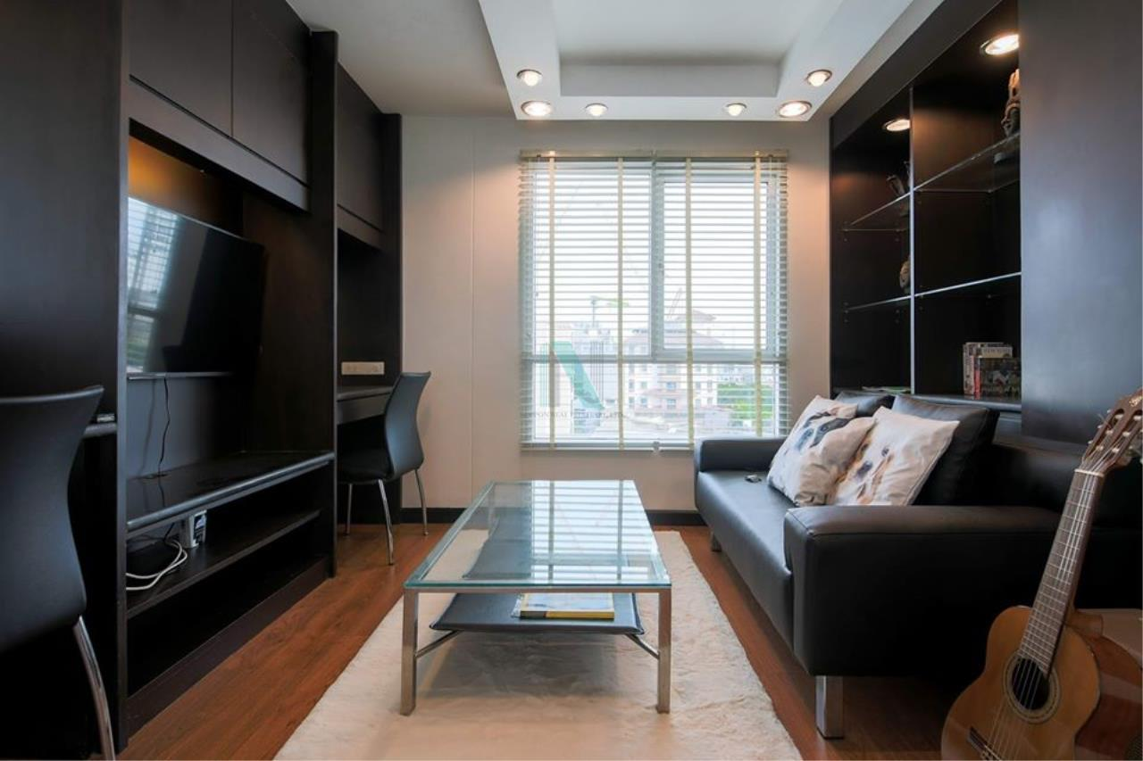 NOPPON REAL ESTATE CO.,LTD. Agency's For rent One Ladprao 15 1 bedroom 7th floor near MRT Lat Phrao. 7