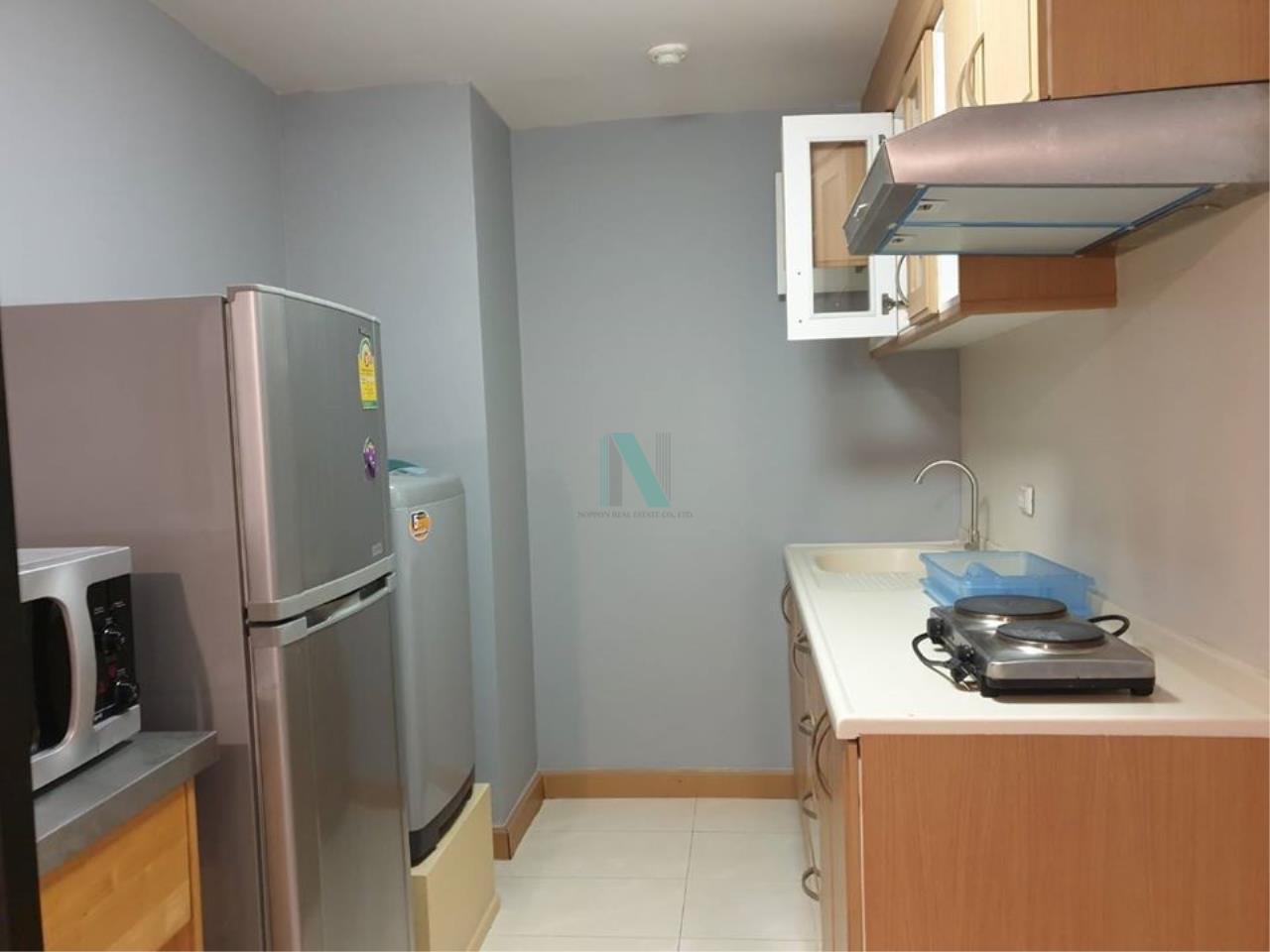 NOPPON REAL ESTATE CO.,LTD. Agency's For rent Supalai Premier Place Asoke 1 bedroom 24th floor. 3