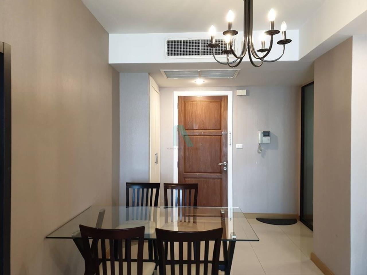 NOPPON REAL ESTATE CO.,LTD. Agency's For rent Supalai Premier Place Asoke 1 bedroom 24th floor. 5