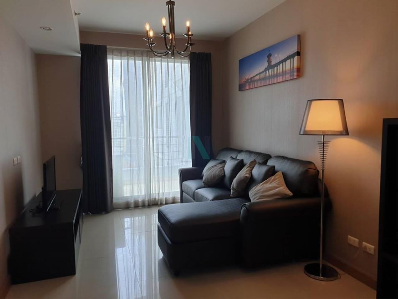 NOPPON REAL ESTATE CO.,LTD. Agency's For rent Supalai Premier Place Asoke 1 bedroom 24th floor. 6