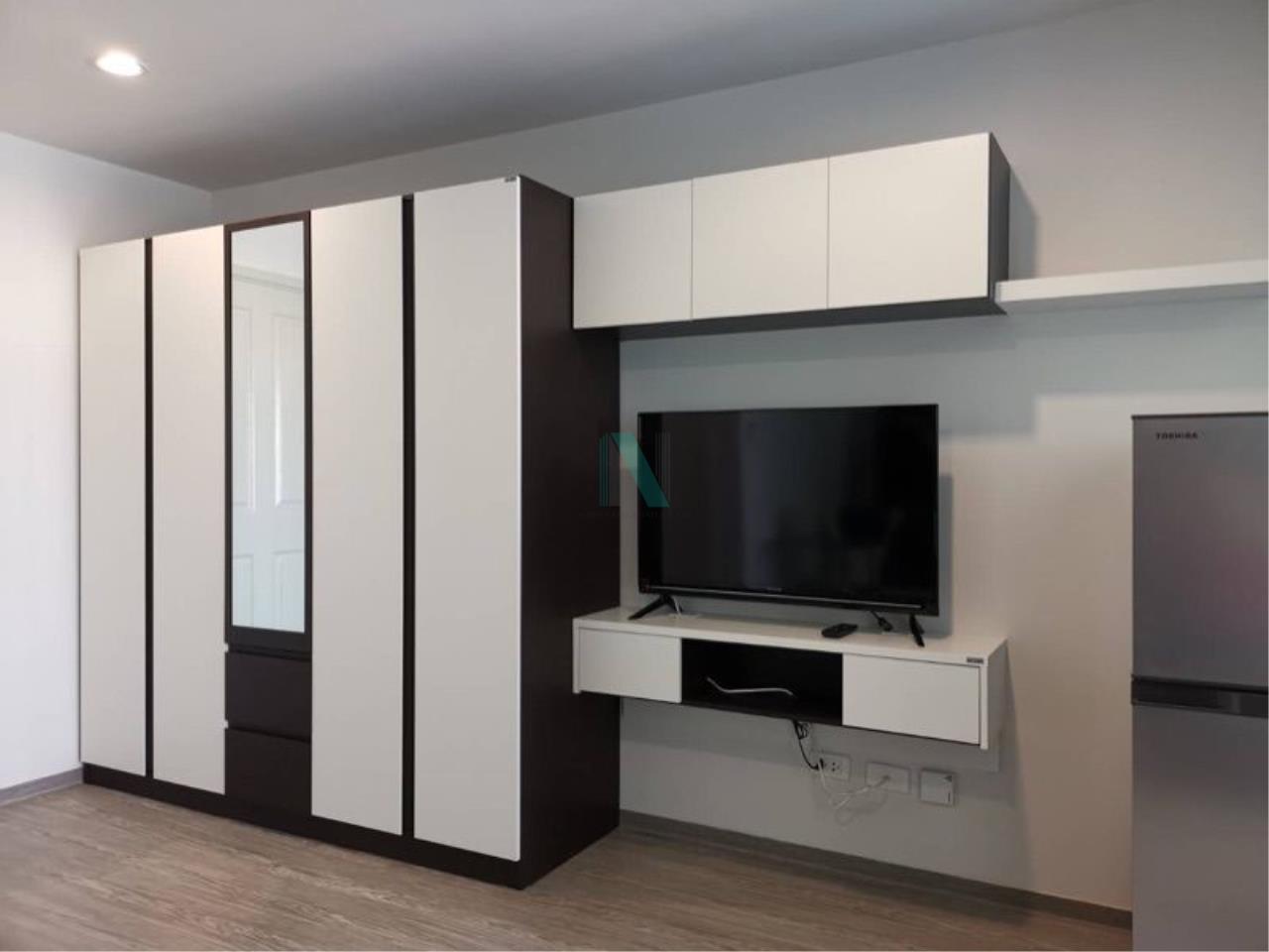 NOPPON REAL ESTATE CO.,LTD. Agency's For rent Regent Home Sukhumvit 97/1 1 bedroom Floor 5 Building C. 1