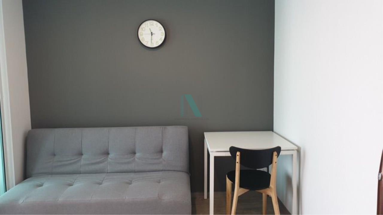 NOPPON REAL ESTATE CO.,LTD. Agency's For rent Regent Home Sukhumvit 97/1 1 bedroom Floor 5 Building C. 2