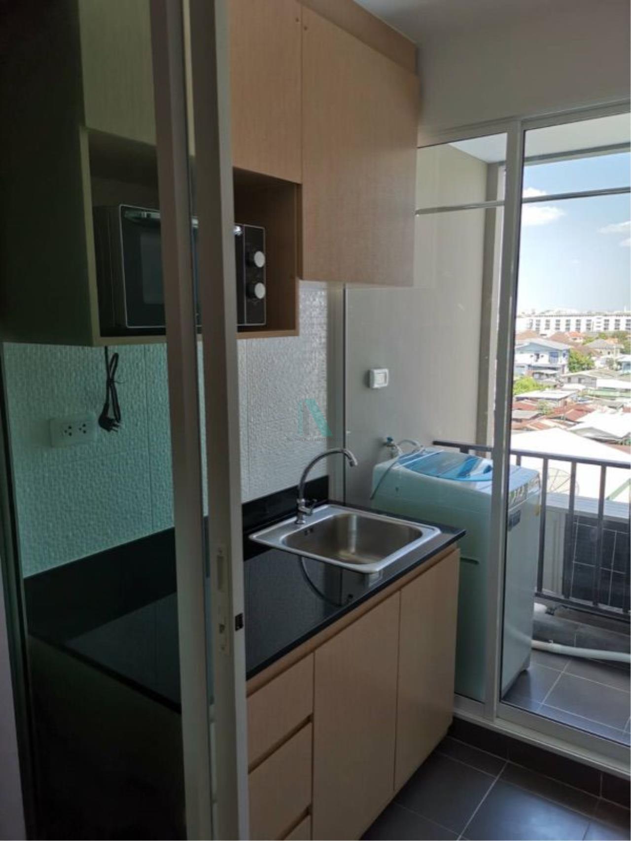 NOPPON REAL ESTATE CO.,LTD. Agency's For rent Regent Home Sukhumvit 97/1 1 bedroom Floor 5 Building C. 4