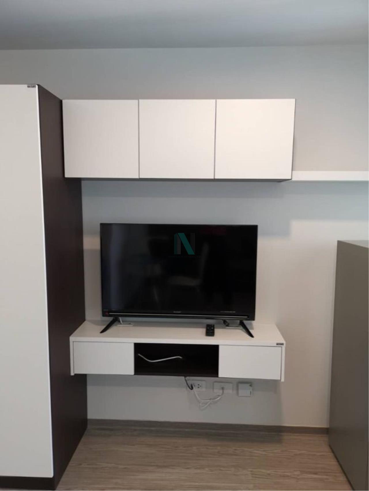 NOPPON REAL ESTATE CO.,LTD. Agency's For rent Regent Home Sukhumvit 97/1 1 bedroom Floor 5 Building C. 5