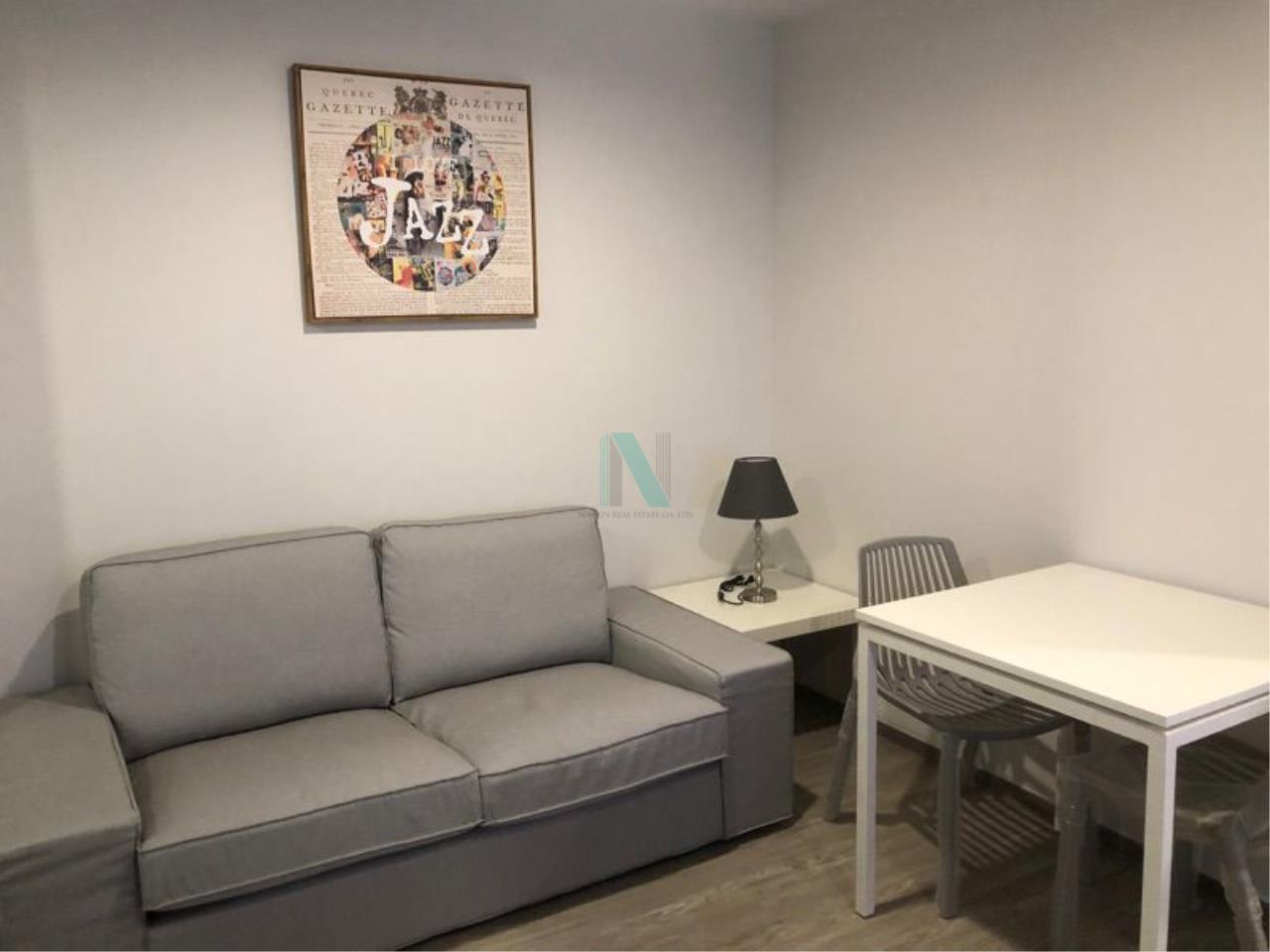NOPPON REAL ESTATE CO.,LTD. Agency's For rent Regent Home Sukhumvit 97/1 1 bedroom 8th floor Building E. 1