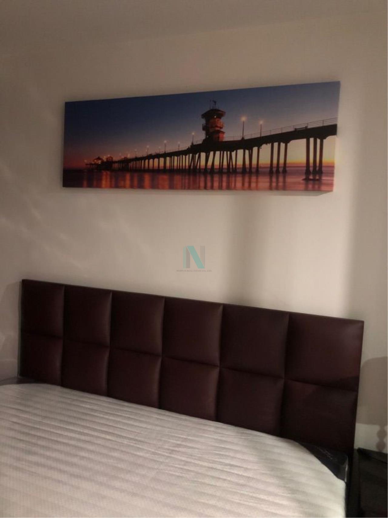 NOPPON REAL ESTATE CO.,LTD. Agency's For rent Regent Home Sukhumvit 97/1 1 bedroom 8th floor Building E. 2