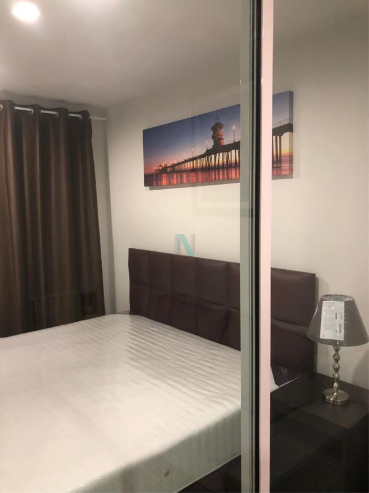 NOPPON REAL ESTATE CO.,LTD. Agency's For rent Regent Home Sukhumvit 97/1 1 bedroom 8th floor Building E. 8