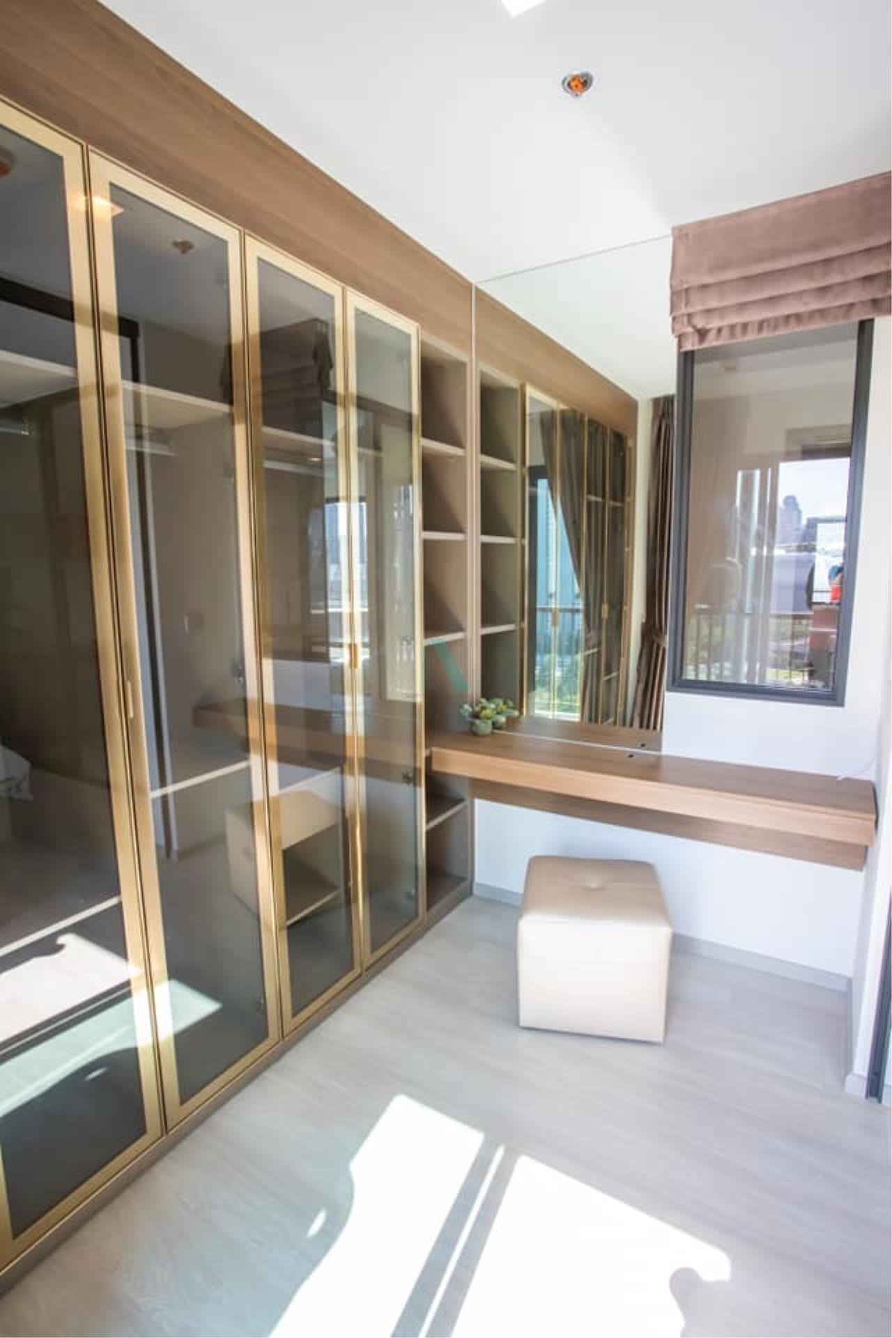 NOPPON REAL ESTATE CO.,LTD. Agency's For rent Life One Wireless 1 bedroom 15th floor near BTS Ploenchit. 5
