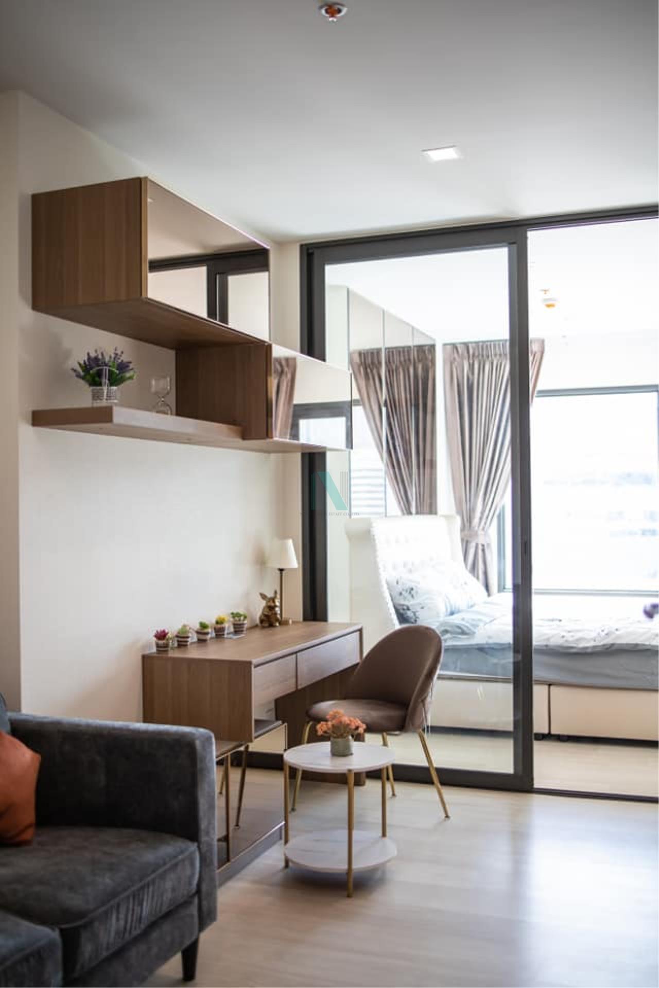 NOPPON REAL ESTATE CO.,LTD. Agency's For rent Life One Wireless 1 bedroom 15th floor near BTS Ploenchit. 7