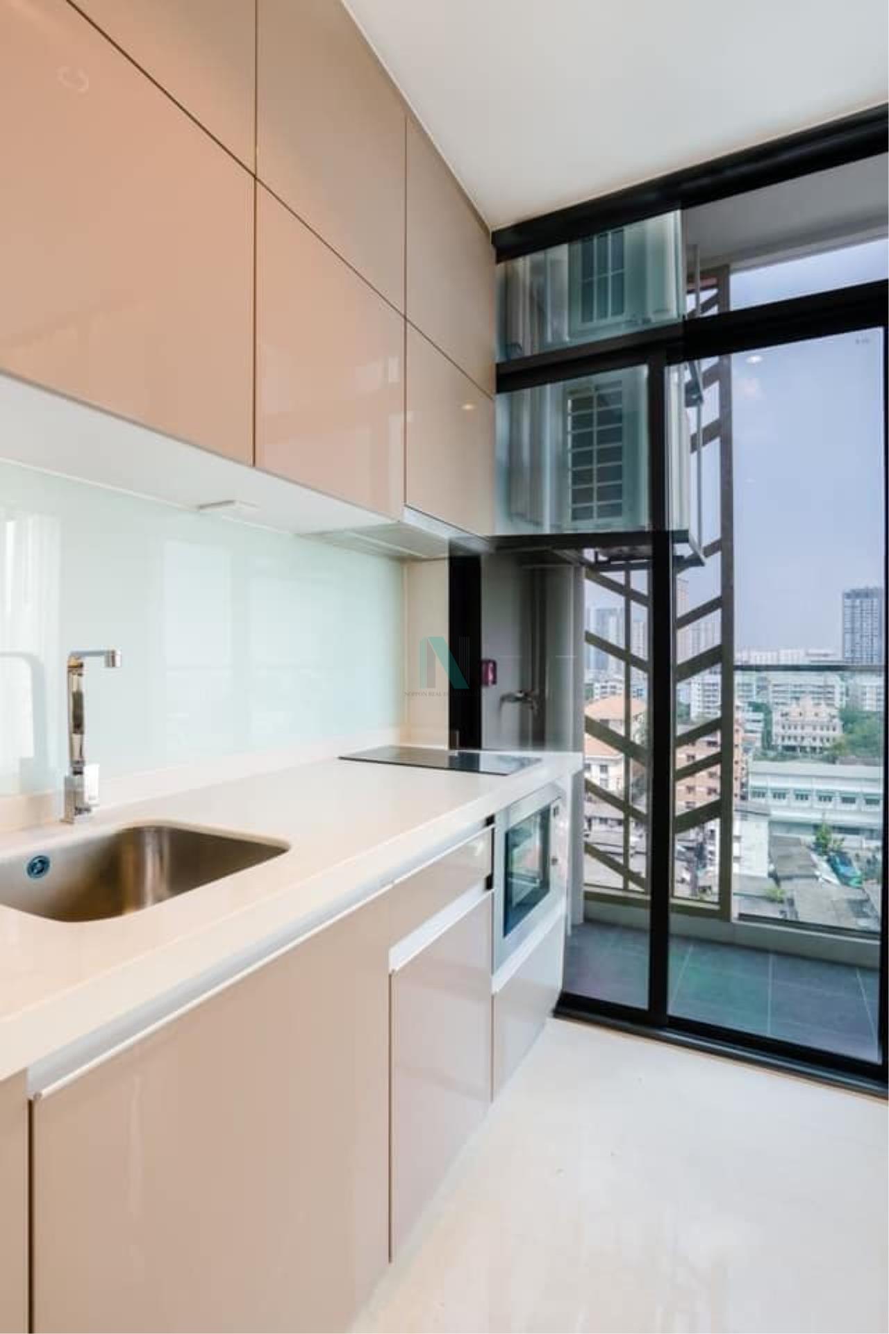 NOPPON REAL ESTATE CO.,LTD. Agency's For rent Mayfair Place Sukhumvit 50 1 bedroom 10th floor Building B. 2