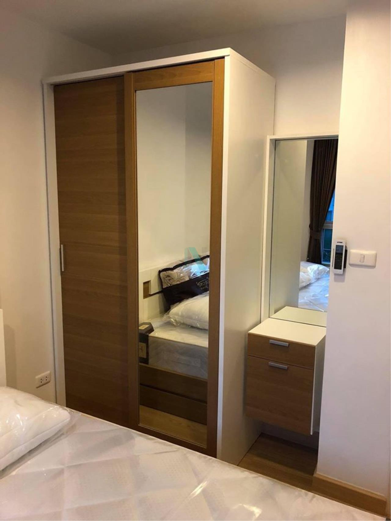 NOPPON REAL ESTATE CO.,LTD. Agency's For Rent The Niche ID Bang Khae 1 Bedroom Floor 3 Building B. 2
