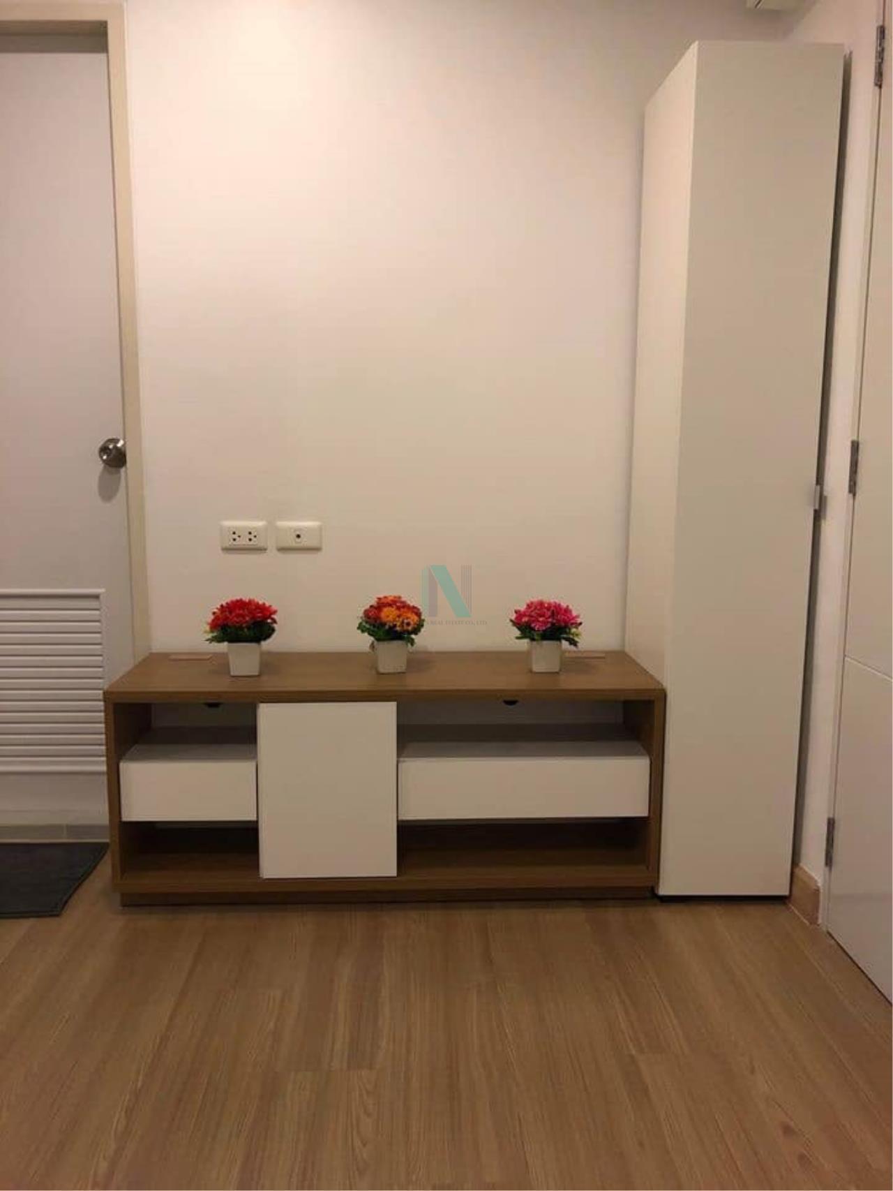 NOPPON REAL ESTATE CO.,LTD. Agency's For Rent The Niche ID Bang Khae 1 Bedroom Floor 3 Building B. 4