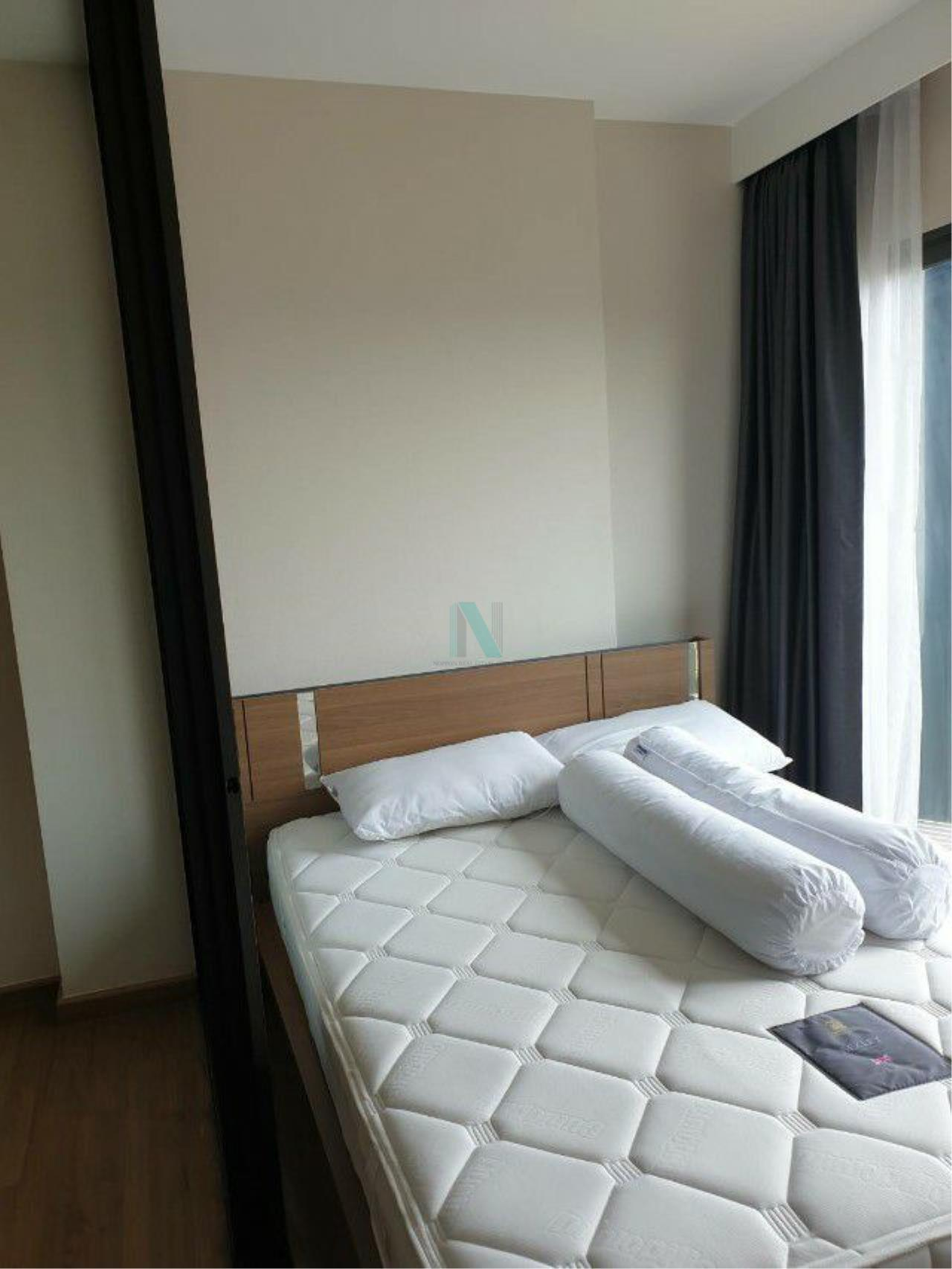 NOPPON REAL ESTATE CO.,LTD. Agency's For Rent The Tree Rio Bang O Station 1 bedroom 8th floor. 3