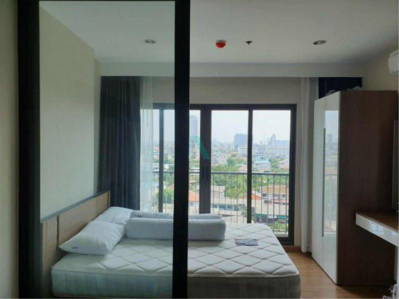 NOPPON REAL ESTATE CO.,LTD. Agency's For Rent The Tree Rio Bang O Station 1 bedroom 8th floor. 5