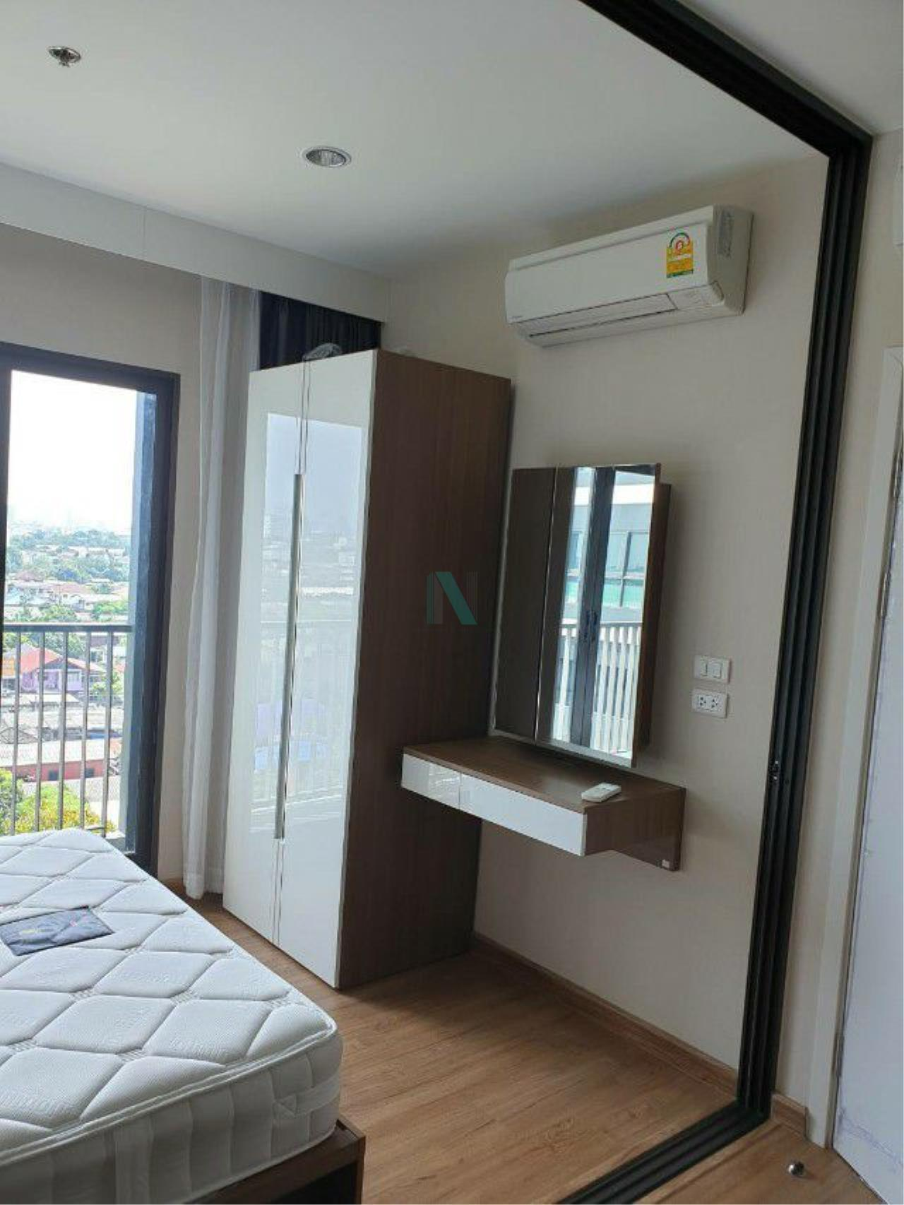 NOPPON REAL ESTATE CO.,LTD. Agency's For Rent The Tree Rio Bang O Station 1 bedroom 8th floor. 7