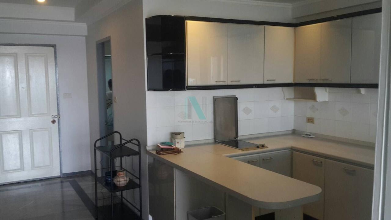 NOPPON REAL ESTATE CO.,LTD. Agency's For rent Regent Srinakarin Tower 1 bedroom 15th floor Tower A. 1