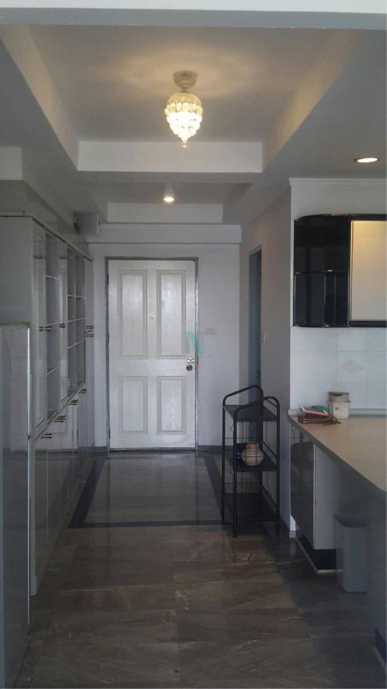 NOPPON REAL ESTATE CO.,LTD. Agency's For rent Regent Srinakarin Tower 1 bedroom 15th floor Tower A. 2