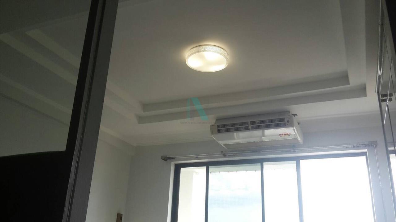 NOPPON REAL ESTATE CO.,LTD. Agency's For rent Regent Srinakarin Tower 1 bedroom 15th floor Tower A. 4