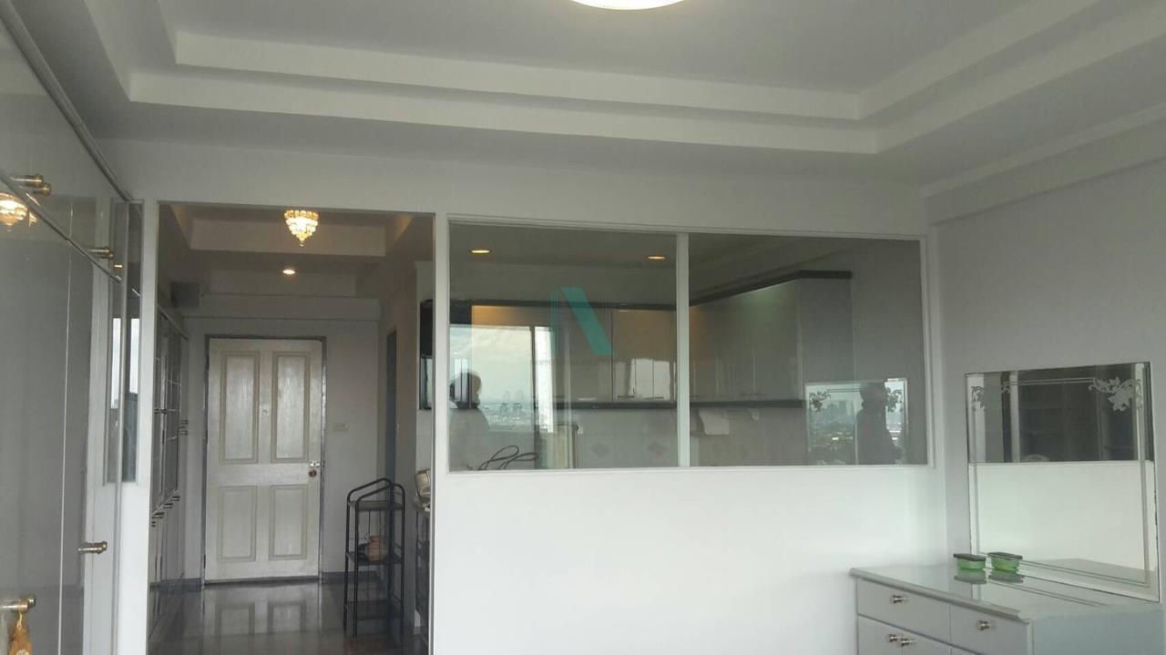 NOPPON REAL ESTATE CO.,LTD. Agency's For rent Regent Srinakarin Tower 1 bedroom 15th floor Tower A. 5