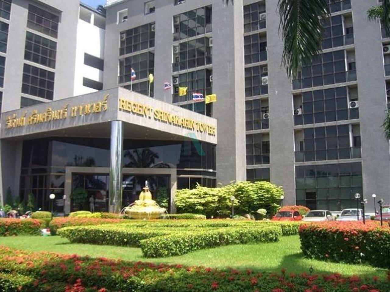NOPPON REAL ESTATE CO.,LTD. Agency's For rent Regent Srinakarin Tower 1 bedroom 15th floor Tower A. 7