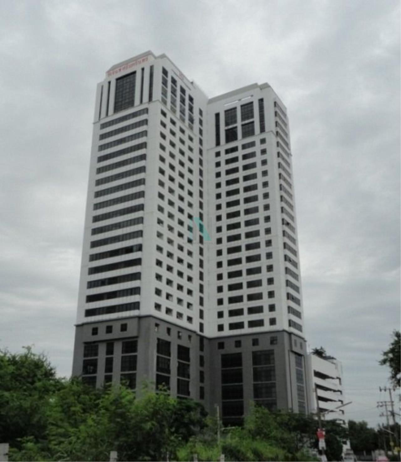 NOPPON REAL ESTATE CO.,LTD. Agency's For rent Regent Srinakarin Tower 1 bedroom 15th floor Tower A. 8