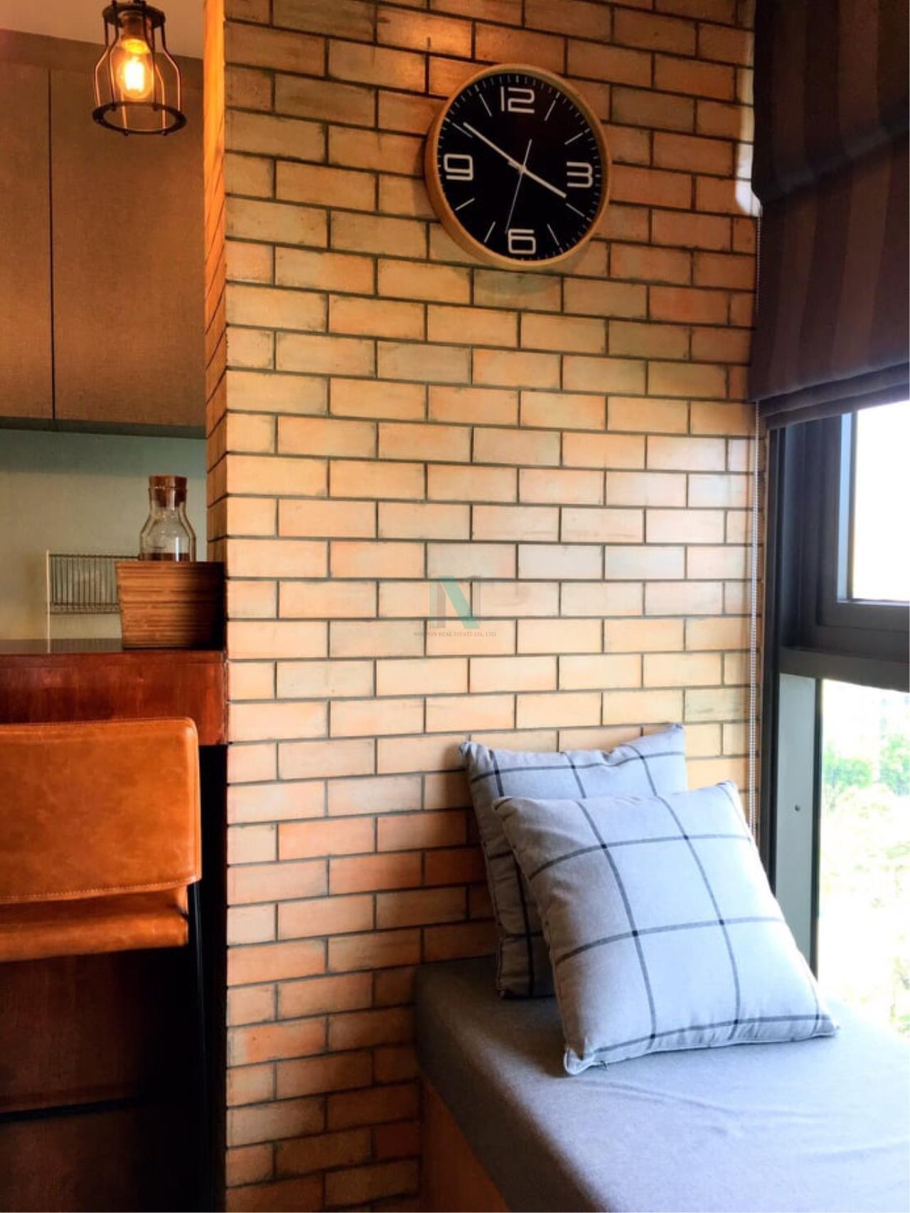 NOPPON REAL ESTATE CO.,LTD. Agency's For Rent Rhythm Sukhumvit 36-38 1 bedroom 11th floor near BTS Thong Lo. 2