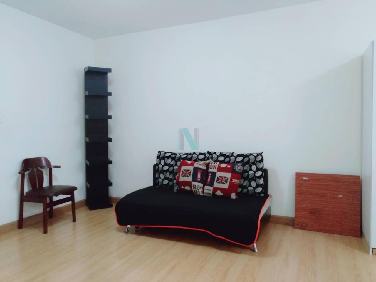 NOPPON REAL ESTATE CO.,LTD. Agency's For rent The Link Sukhumvit 50 1 bedroom 3rd floor Link 2 building. 6