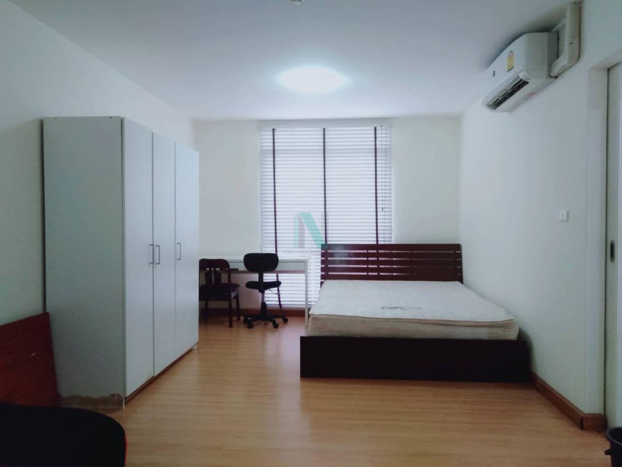 NOPPON REAL ESTATE CO.,LTD. Agency's For rent The Link Sukhumvit 50 1 bedroom 3rd floor Link 2 building. 8