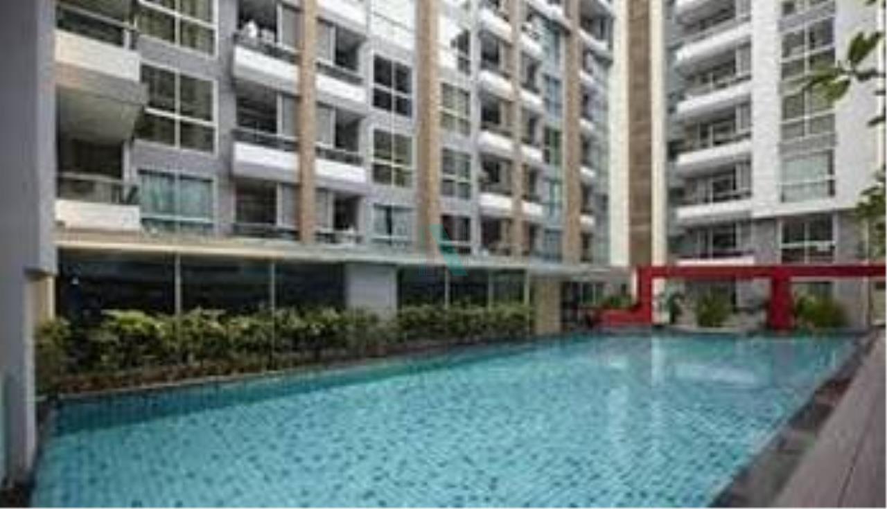 NOPPON REAL ESTATE CO.,LTD. Agency's For rent The Link Sukhumvit 50 1 bedroom 3rd floor Link 2 building. 7