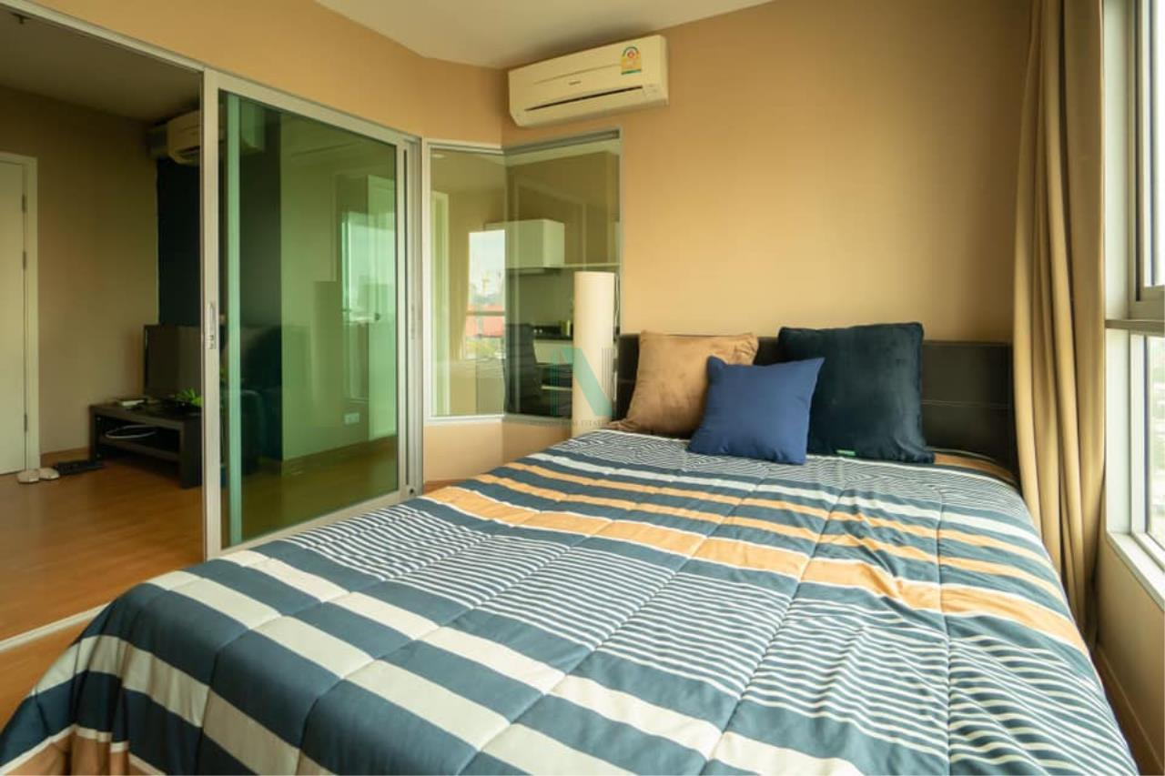 NOPPON REAL ESTATE CO.,LTD. Agency's For rent Aspire Rama 4 1 bedroom Floor 16 A Building  . 6