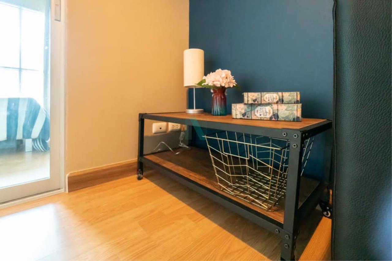 NOPPON REAL ESTATE CO.,LTD. Agency's For rent Aspire Rama 4 1 bedroom Floor 16 A Building  . 7