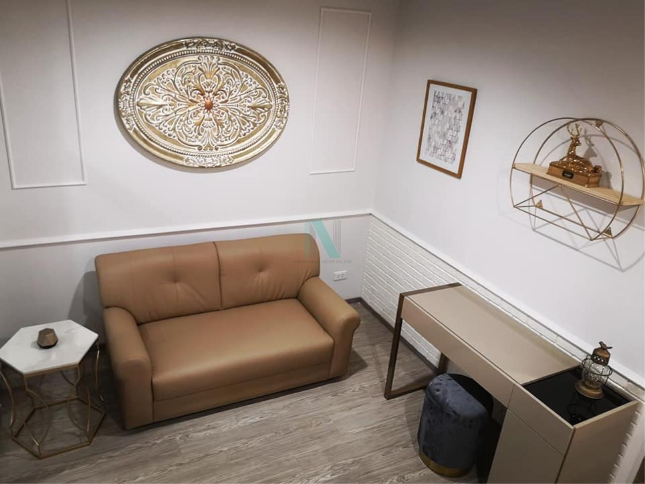 NOPPON REAL ESTATE CO.,LTD. Agency's For rent Regent Home Sukhumvit 97/1 1 bedroom 3rd floor Building E. 1