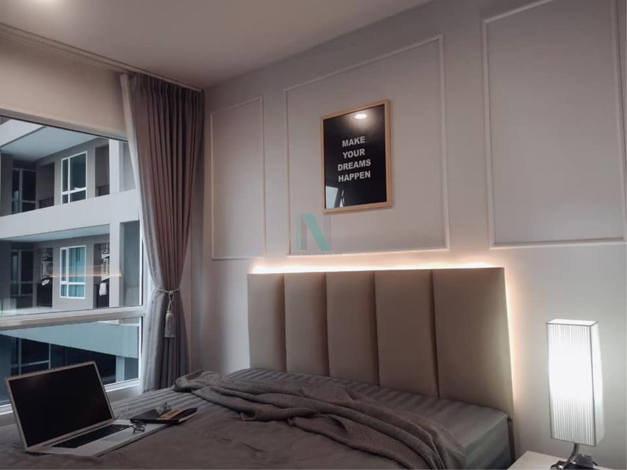 NOPPON REAL ESTATE CO.,LTD. Agency's For rent Regent Home Sukhumvit 97/1 1 bedroom 3rd floor Building E. 2