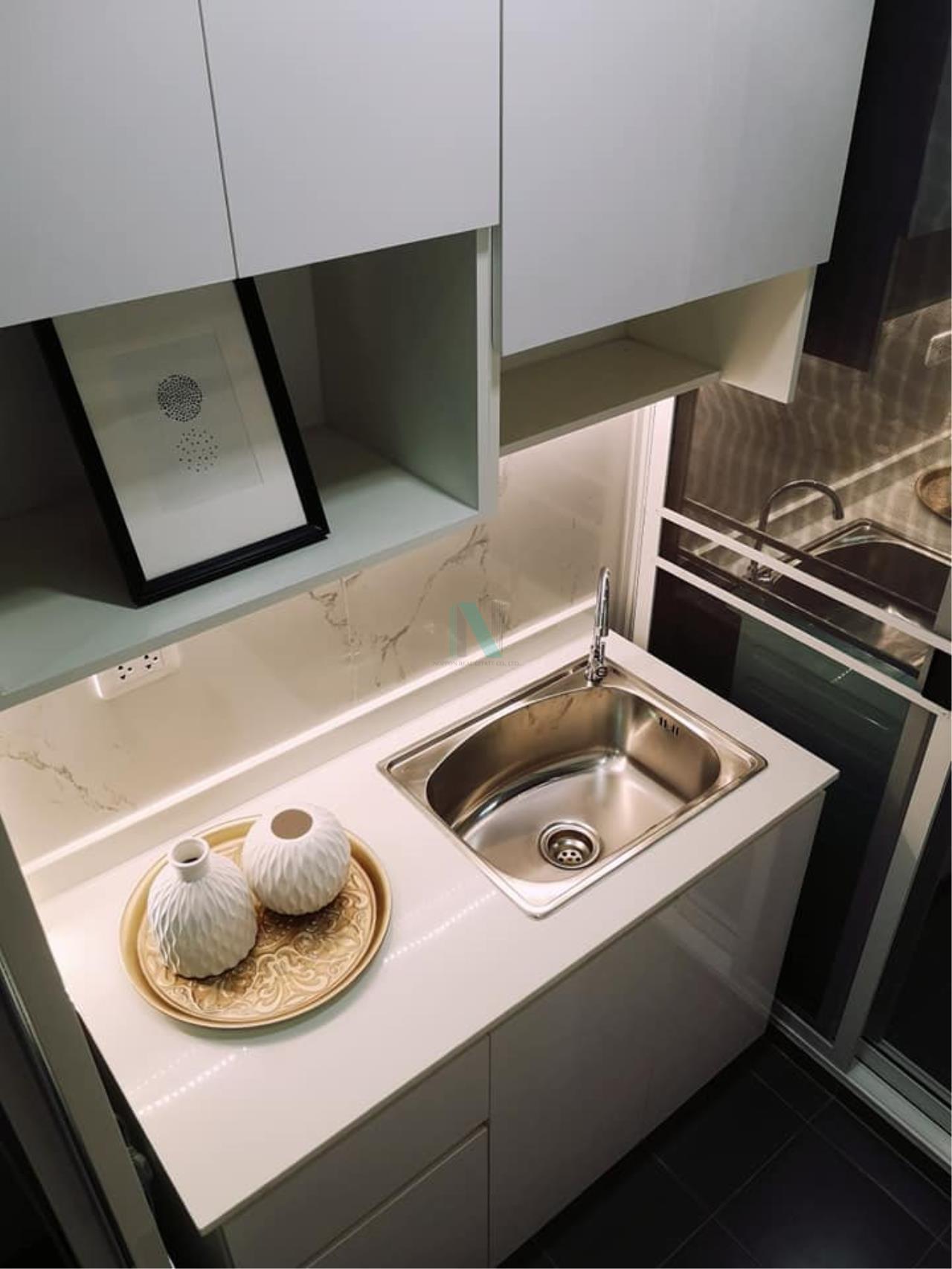 NOPPON REAL ESTATE CO.,LTD. Agency's For rent Regent Home Sukhumvit 97/1 1 bedroom 3rd floor Building E. 3