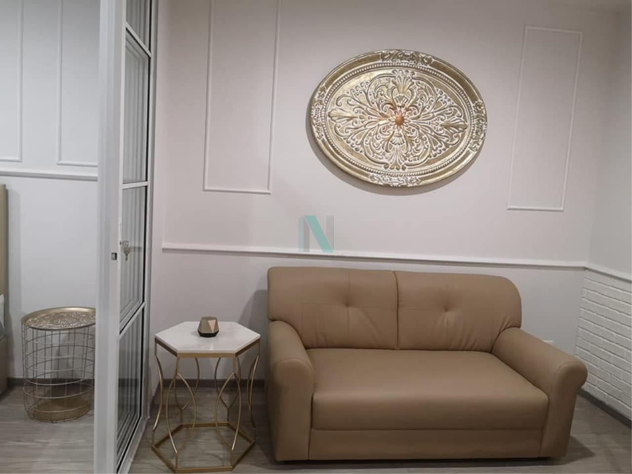 NOPPON REAL ESTATE CO.,LTD. Agency's For rent Regent Home Sukhumvit 97/1 1 bedroom 3rd floor Building E. 4