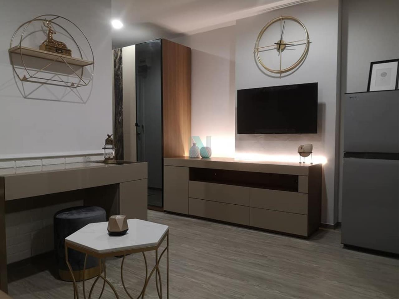 NOPPON REAL ESTATE CO.,LTD. Agency's For rent Regent Home Sukhumvit 97/1 1 bedroom 3rd floor Building E. 5