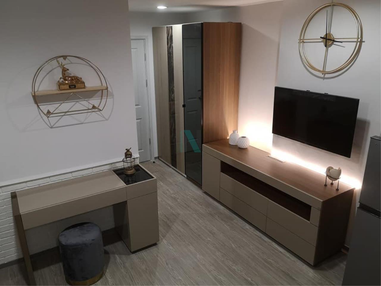 NOPPON REAL ESTATE CO.,LTD. Agency's For rent Regent Home Sukhumvit 97/1 1 bedroom 3rd floor Building E. 7