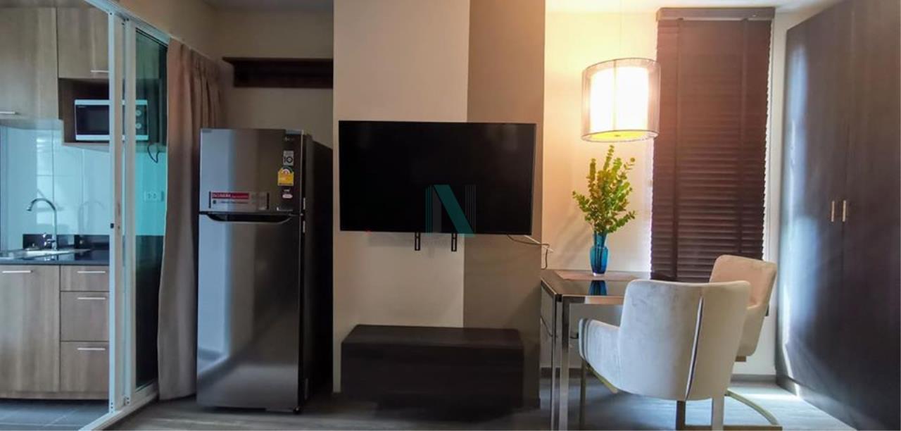 NOPPON REAL ESTATE CO.,LTD. Agency's For rent Regent Home Sukhumvit 97/1 1 bedroom 3rd floor Building F. 4