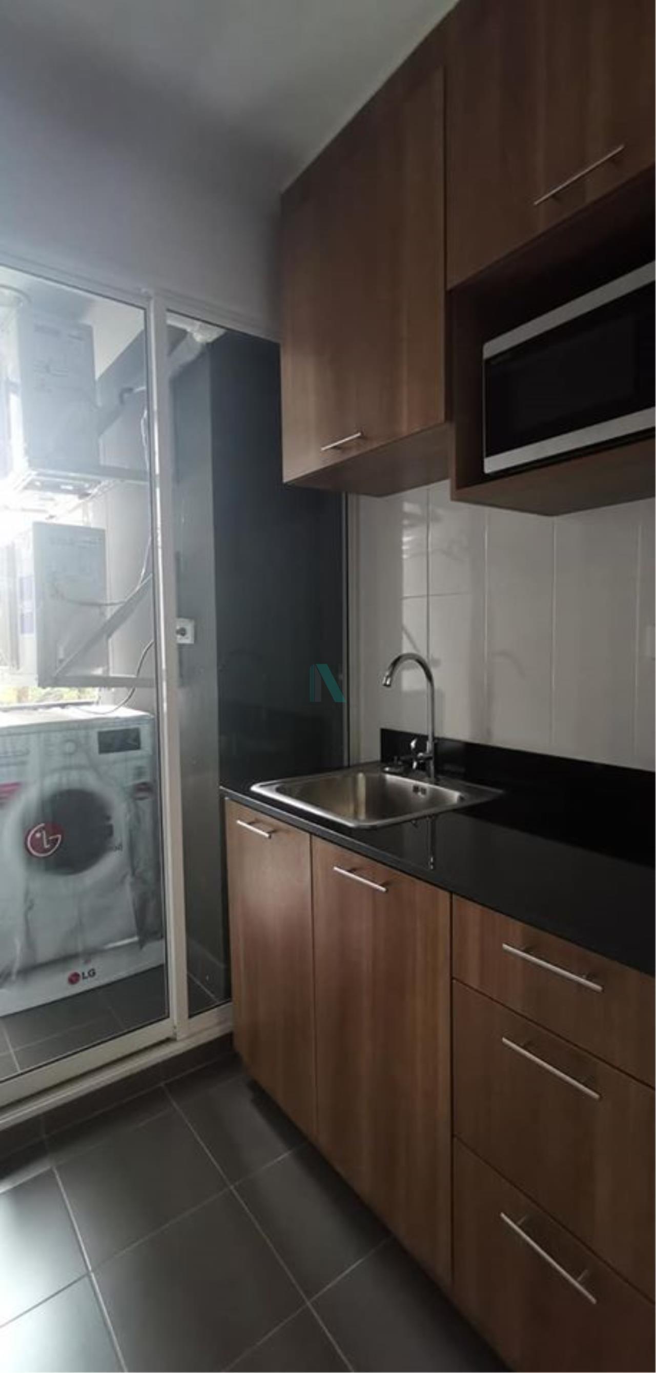 NOPPON REAL ESTATE CO.,LTD. Agency's For rent Regent Home Sukhumvit 97/1 1 bedroom 3rd floor Building F. 7