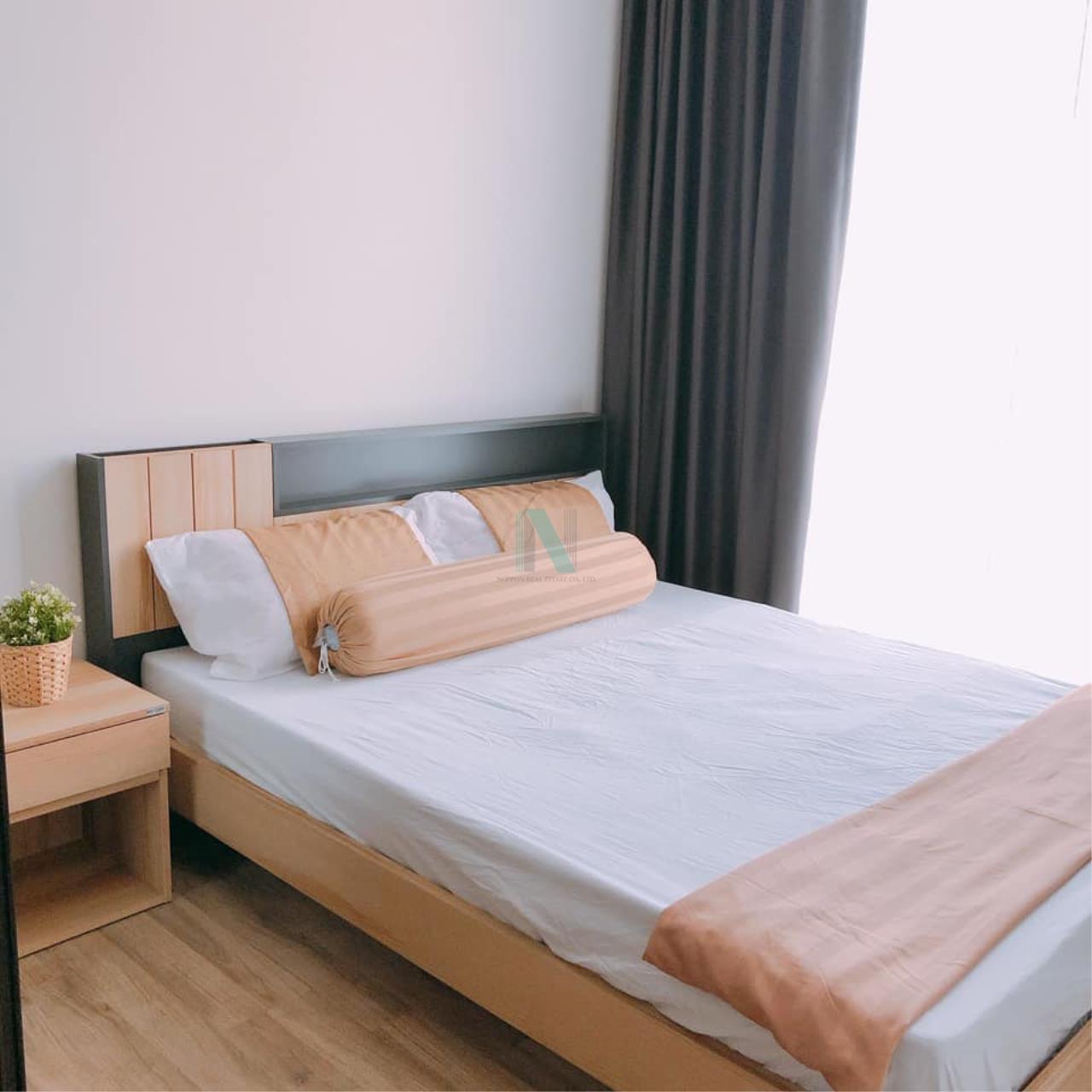 NOPPON REAL ESTATE CO.,LTD. Agency's For rent The LINE Jatujak-Mochit STUDIO Floor 26 near BTS Mo Chit. 3