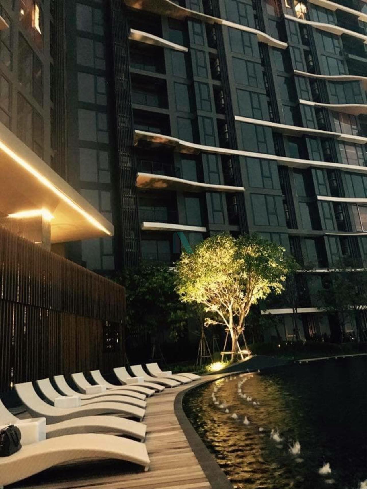 NOPPON REAL ESTATE CO.,LTD. Agency's For rent The LINE Jatujak-Mochit STUDIO Floor 26 near BTS Mo Chit. 8