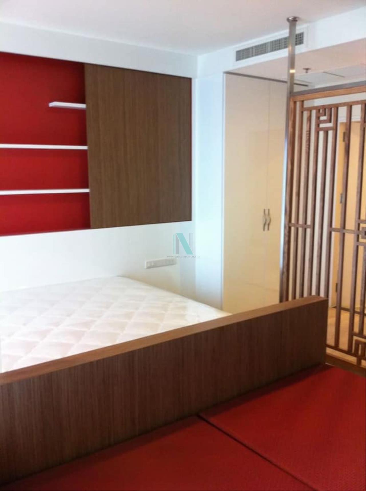 NOPPON REAL ESTATE CO.,LTD. Agency's For rent Noble Remix Sukhumvit 36 STUDIO 19th floor near BTS Thong Lo. 5